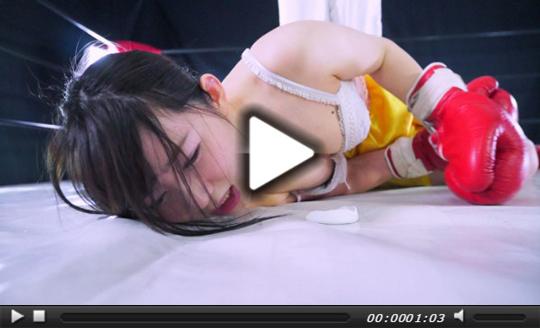 女子ボクシングファイト Vol.02のサンプル動画再生画像