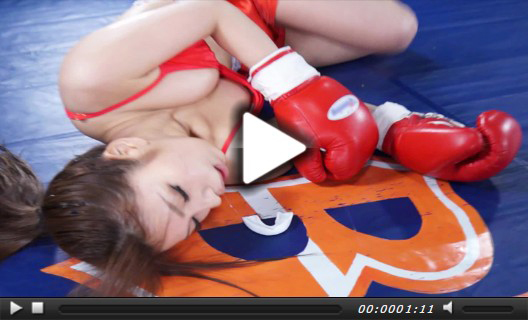 「新希マヤのMIXボクシング 1」のサンプル動画再生画像