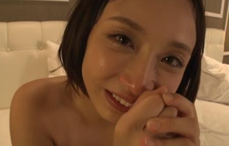 きみと歩実がセックスして泣いている画像